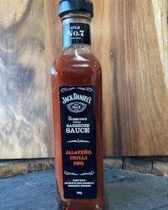Jack Daniels jalapeño chilli